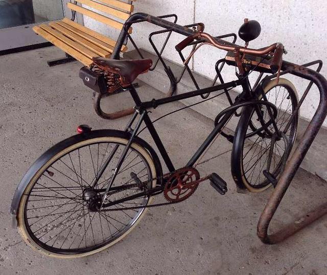 Restored 1949 Hercules Bicycle