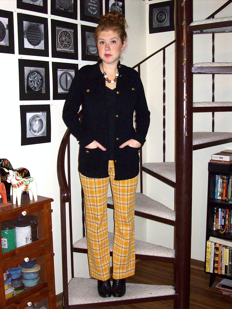 10-30-12 Plaid pants