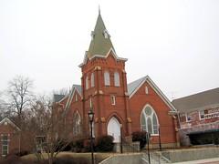 Clarksville Presbyterian Church