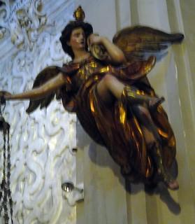 Andalusien Sevilla Barock Kirche Bruderschaft