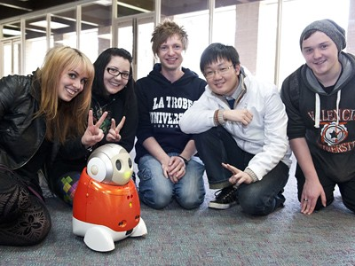 La Trobe Robot1