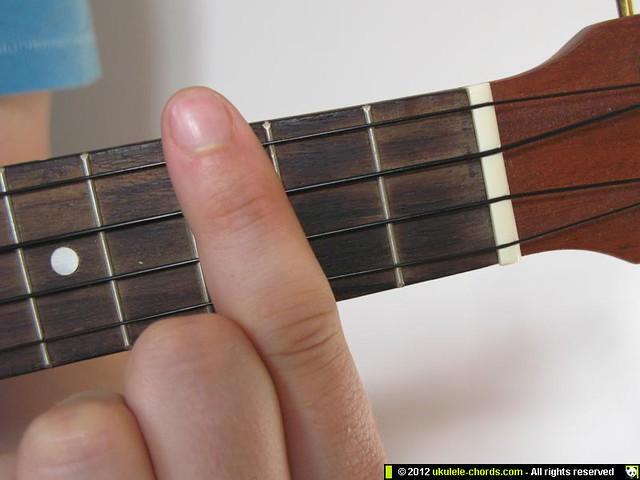 cm7 ukulele chord flickr photo sharing. Black Bedroom Furniture Sets. Home Design Ideas