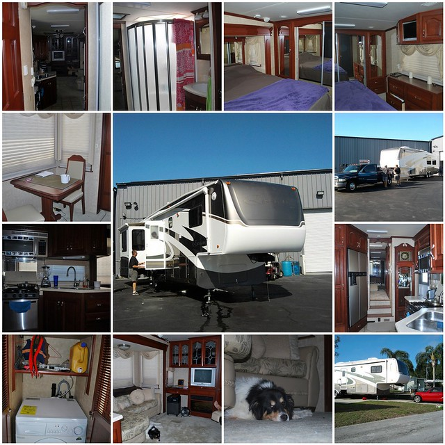 KZ Escalde fifth wheel