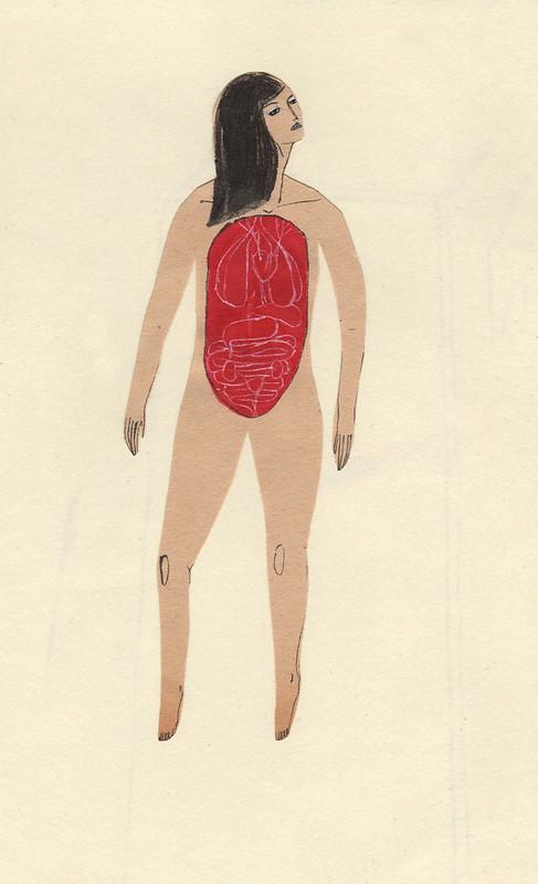 autopsy woman