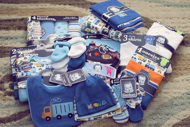 8143048177 870db93946 z Gerber Apparel For Baby & Toddler