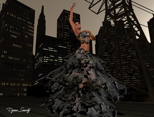 *Bliss Couture* 2012 Free Halloween Gown Gift