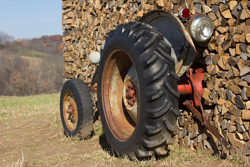 Komíny-Tractor