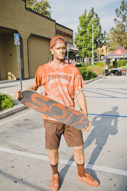 Thrasher's Skater Of The Year!