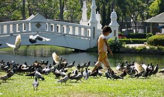 Suan Buak Hat Park - Chiang Mai, Thailand