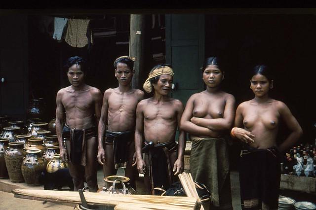 Vietnam 1956 - Vietnamese minority ethnic people
