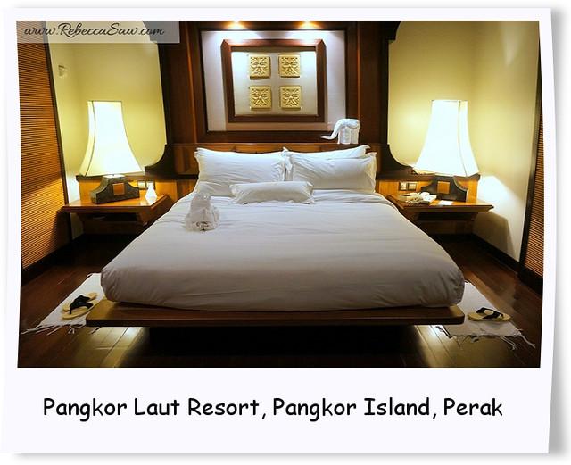 Pangkor Laut Resort, Pangkor Island, Perak