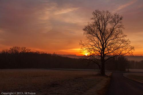 nature landscape unitedstates pennsylvania sunrisesunset buckscounty peacevalleypark newbritian jwfuquaphotography jerrywfuqua