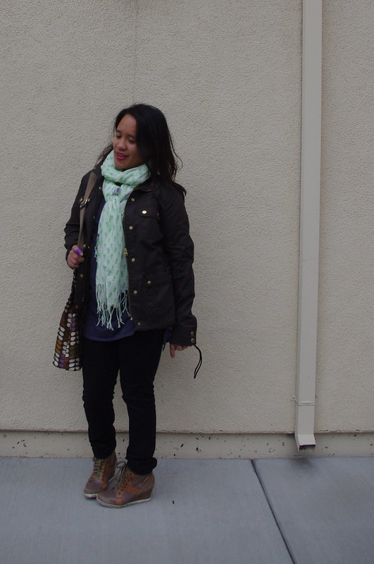 OOTD: New Year, New Clothes, New Stories