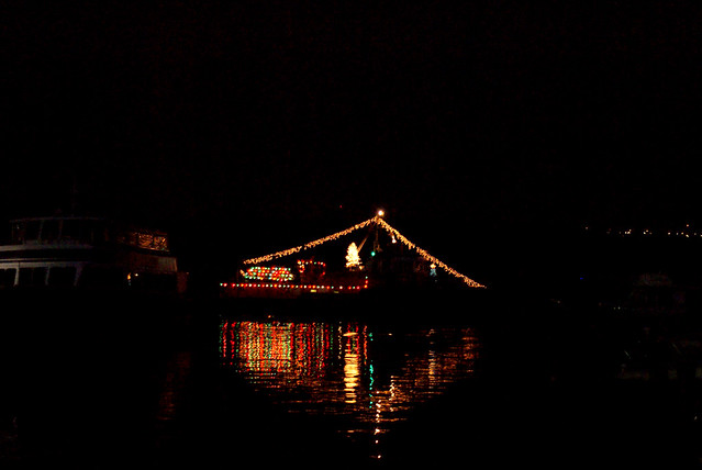 Old Town Alexandria - Boat Parade