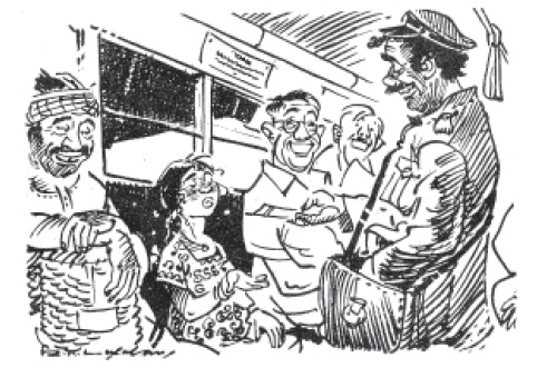 NCERT Class X English: Chapter 9 - Madam Rides the Bus