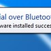 Small photo of Successful Instal Popup