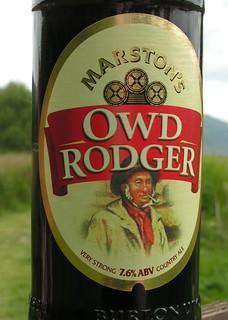 Marston's, Owd Rodger, England