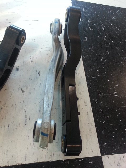 Dodge Challenger Vs Charger >> Speedlogix Adjustable Billet Rear Control Arms 05-15 ...