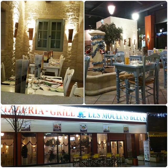 Restaurant Les Moulins Bleu, Cesson