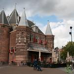 De Waag - Nieuwmarkt district, Amsterdam