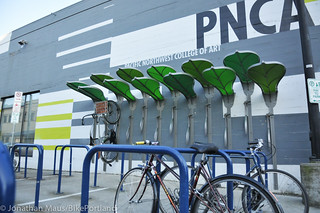 Pedal Garden at PNCA-3-1
