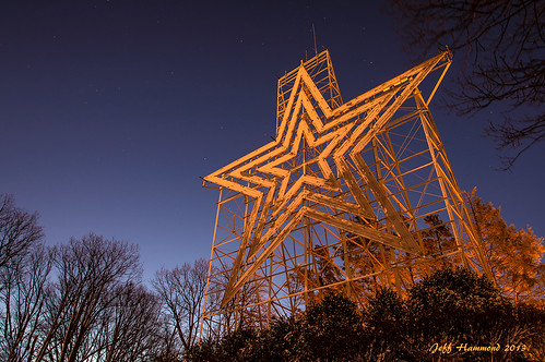 lightpainting sunrise dawn roanoke coldweather starcity millmountain roanokestar starcityofthesouth millmountainpark overshotlocations