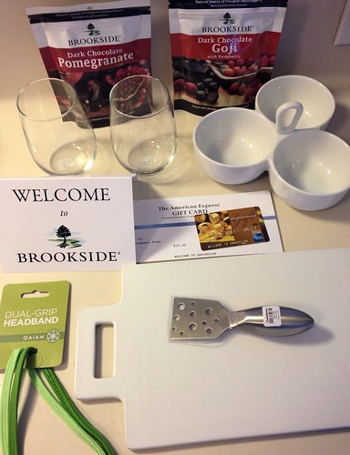 Brookside Tasting Kit Giveaway