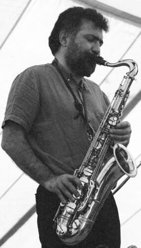 London Docklands Jazz Festival c 1987 3 01