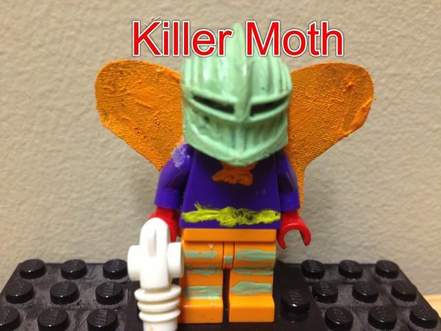 Как сделать лего убийц 935