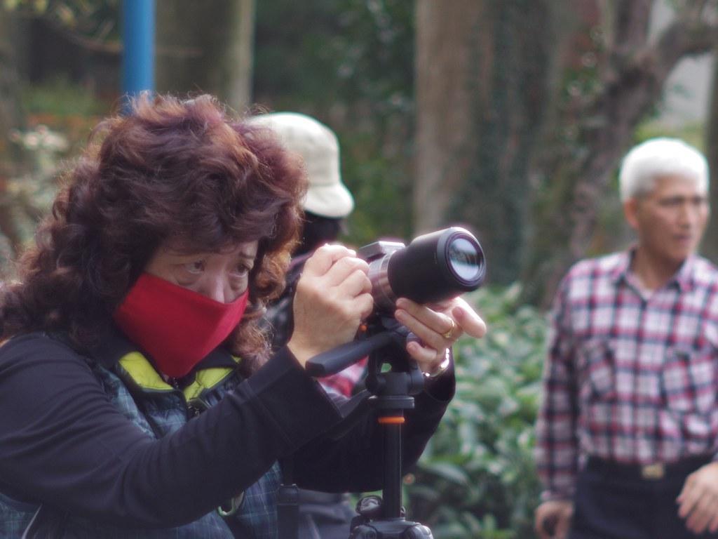 植物園 by Pentax Q 直出+pentacon mc 50mm f1.8 第一天試用此鏡