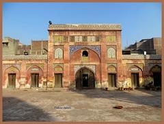 Masjid Wazir Khan 1635 Lahore Punjab