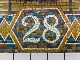 28th Street Subway Station