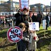 Save Lewisham Hospital: a family protests