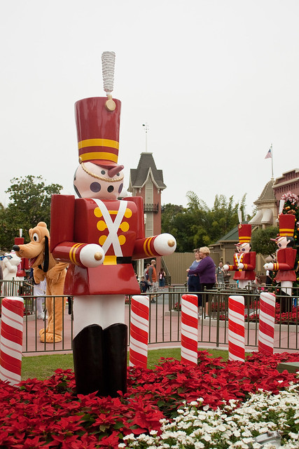 Magic Kingdom Toy Soldiers Christmas