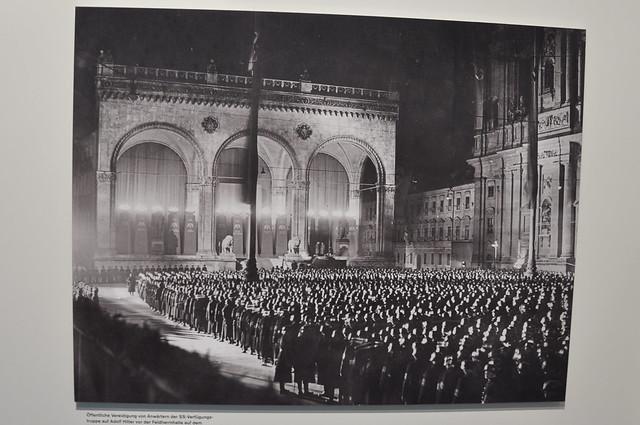 Nazi history 1938 Munich