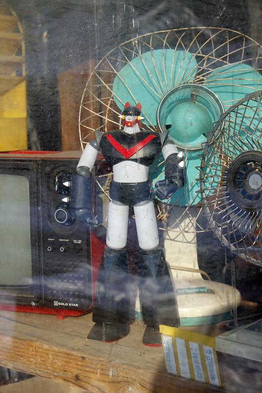 robot taekwan v