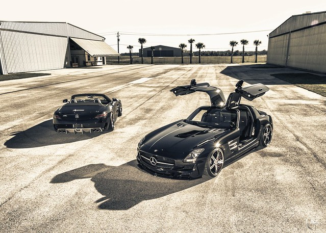 MEC Design SLS Roadster and Coupe