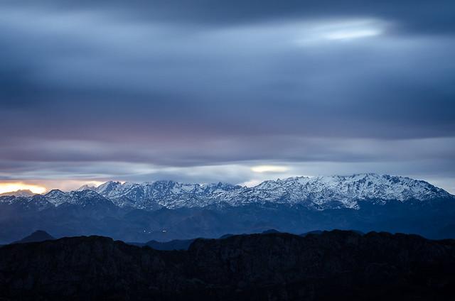 Sunrise - Picos de Europa, Asturias
