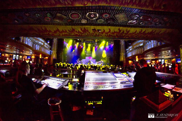 2.2.13 Up Until Now, The Coop at House of Blues by Jon Fendrich