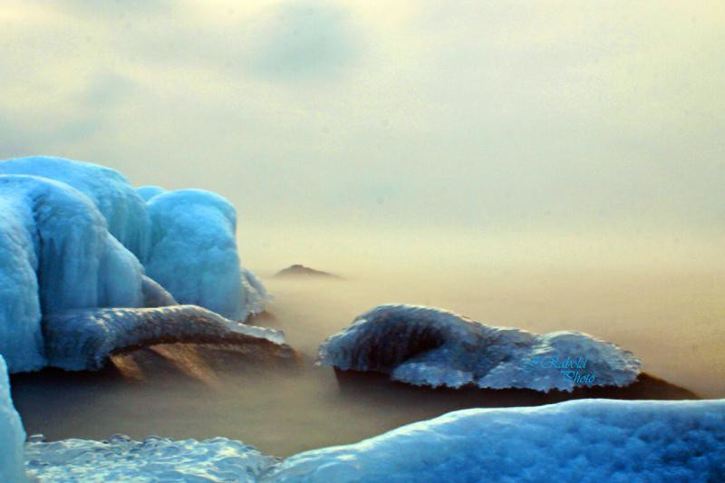 Foggy Ice - Duluth, MN