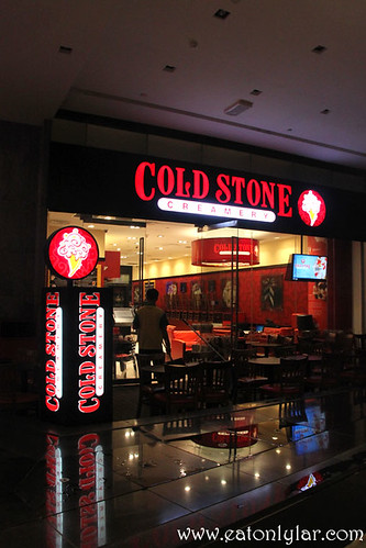Cold Stone Creamery, Orchard Central