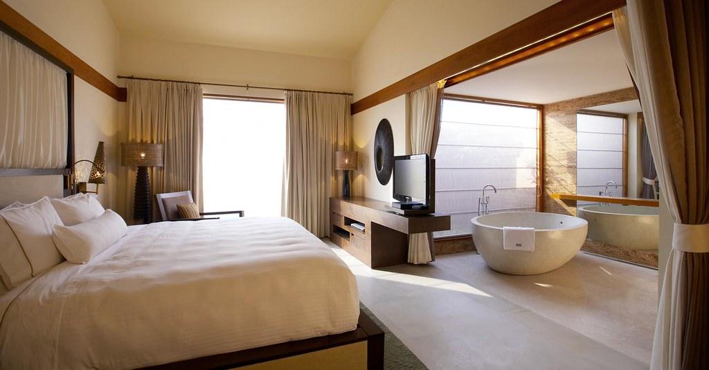 The Westin Sohna Resort & Spa—Luxury Villa - Master Bedroom with Walk-in Closet