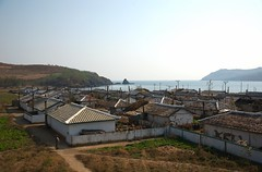 Coast village near Chongjin