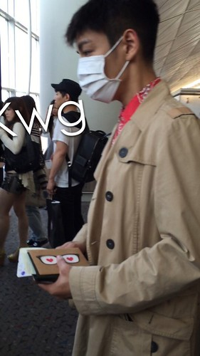 Big Bang - Hong Kong Airport - 15jun2015 - KINGTOPOFBB - 07