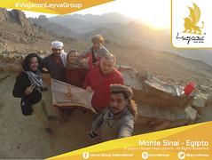Monte Sinai - Egipto
