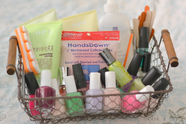Mani/Pedi Supplies