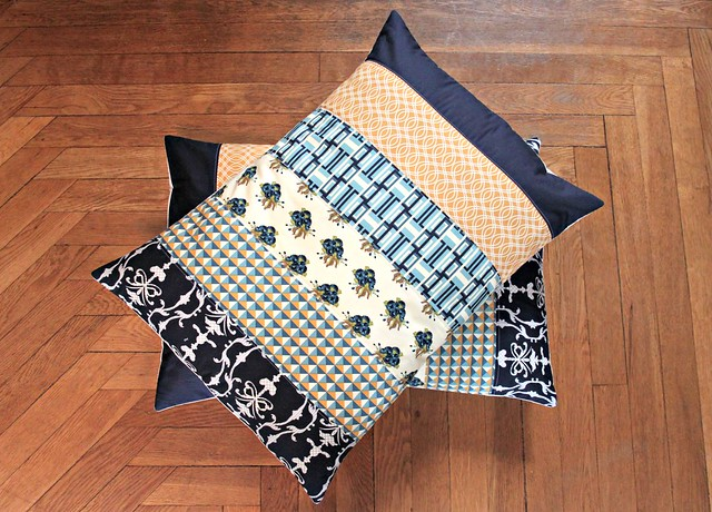 Splendor 1920 Pillow Shams