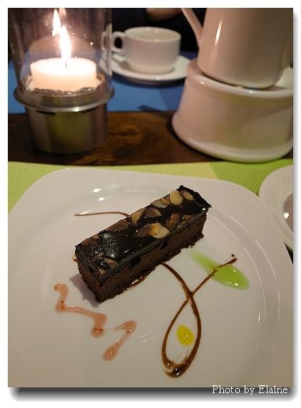 伯爵巧克力蛋糕