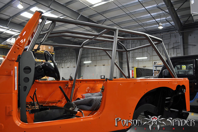 Opinions On Full Roll Cage In Lj Jeepforum Com