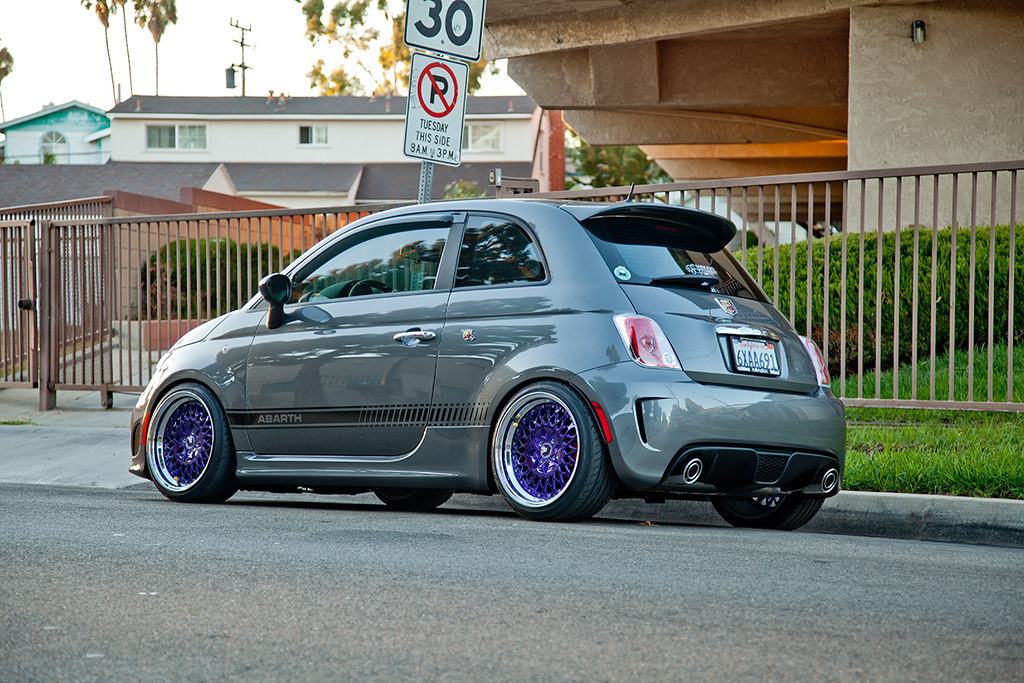 Fiat 500 Abarth Non Hipster Style Sorta